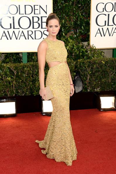 Golden Globe Awards- Emily Blunt