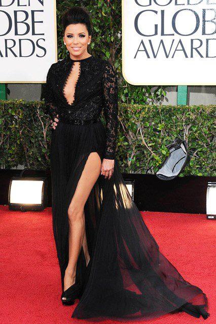 Golden Globe Awards- Eva Longoria
