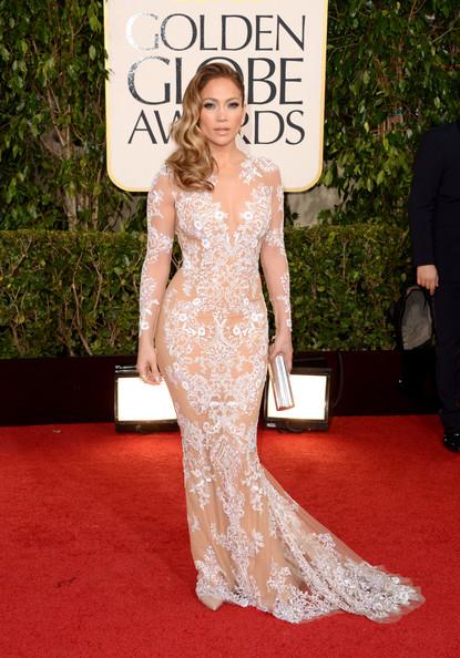 Golden Globe Awards- Jennifer Lopez