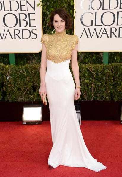 Golden Globe Awards- Michelle Dockery