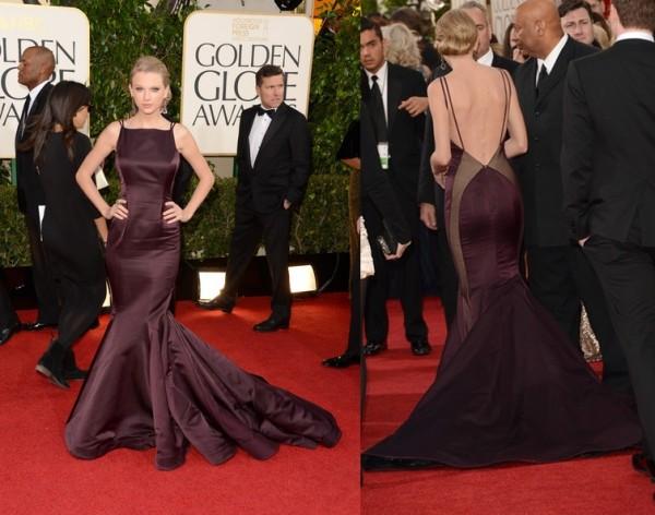 Golden Globe Awards- Taylor Swift