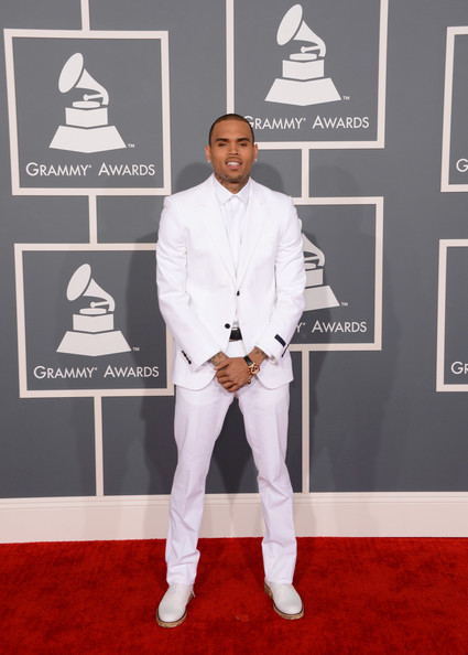 Chris+Brown+55th+Annual+GRAMMY+Awards+Arrivals+rGvok5HVYNjl