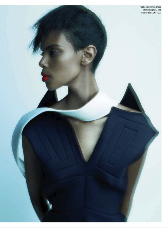 Grace+Mahary+Elle+Canada+January+2013-2