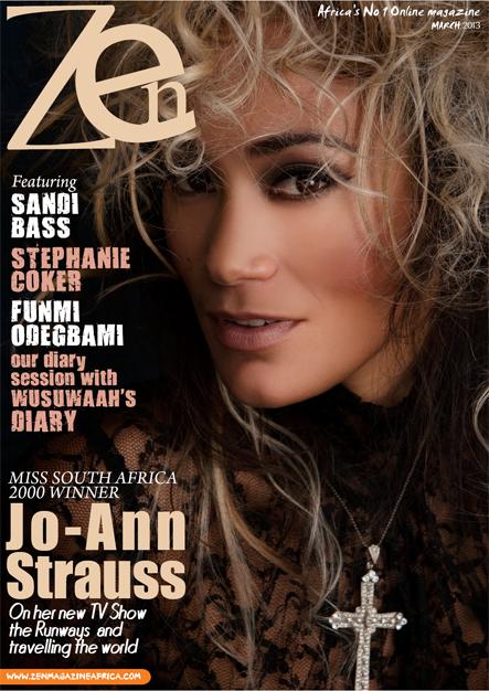 Zen March 2013 Cover