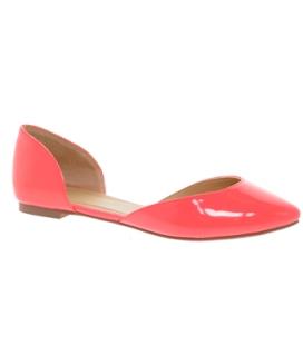 ASOS-LIBERTY-Pointed-Ballet-Flats