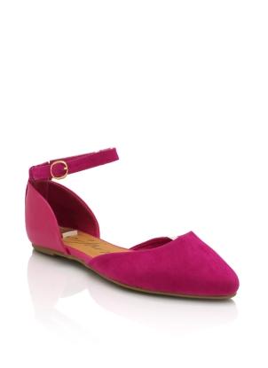 LaizaLounge_ankle strap flat