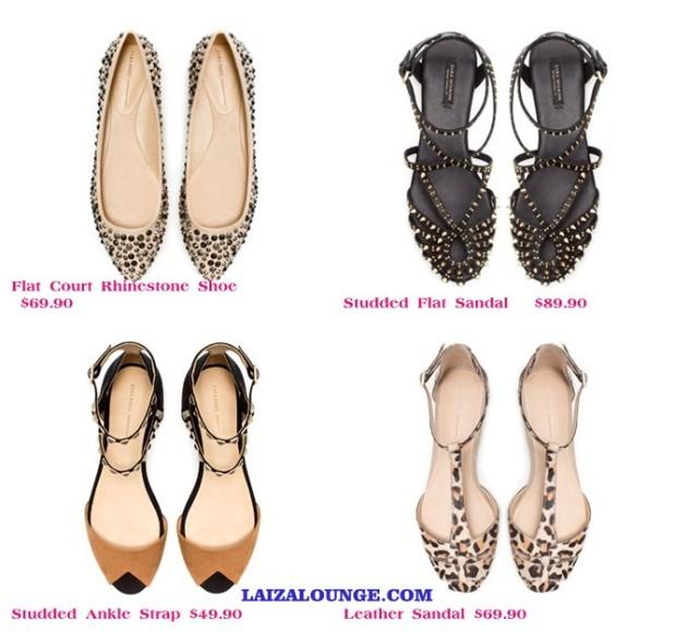 LaizaLounge_Flat shoes