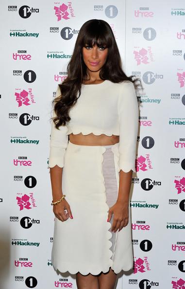 Leona+Lewis+Launches+BBC+Radio+1+Crop top